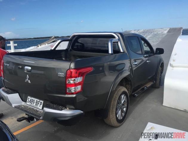 2016 Mitsubishi Triton-taillights