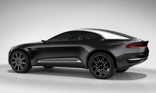 Aston Martin confirms crossover, part of revival plan