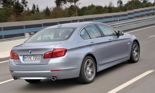 Next BMW 'i' model to be based on 5 Series; the i5 – report