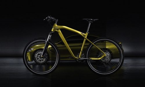 Merchandise: BMW M-Bike – the perfect toy for M fans