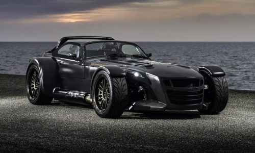 Donkervoort takes 'carbon edition' to extreme with D8 GTO