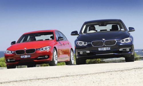2015 BMW 'F30' 3 Series LCI facelift to debut in May – rumour
