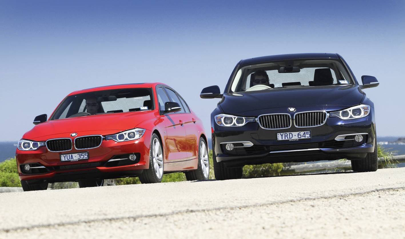 2015 Bmw F30 3 Series Lci Facelift To Debut In May Rumour