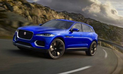 Jaguar F-PACE to debut in production form in September