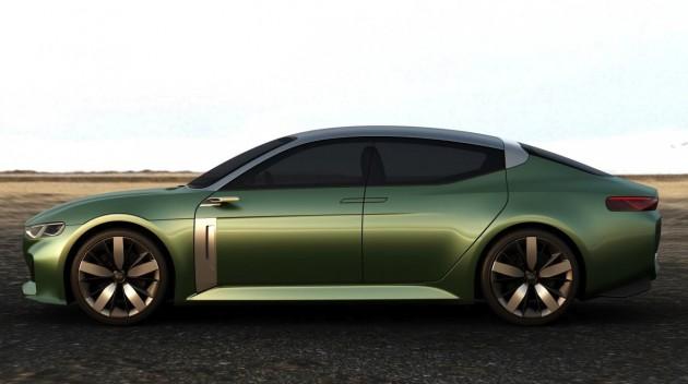 Kia Novo concept-side