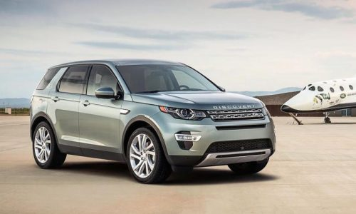 Land Rover Discovery Sport getting eco 'Ingenium' TD engines