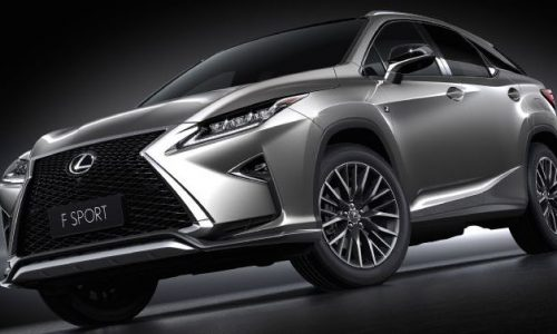 Lexus confirms RX 200t with new 2.0T engine