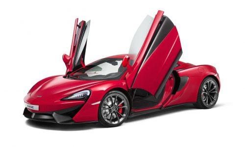 McLaren 540C is the next new 'junior' supercar