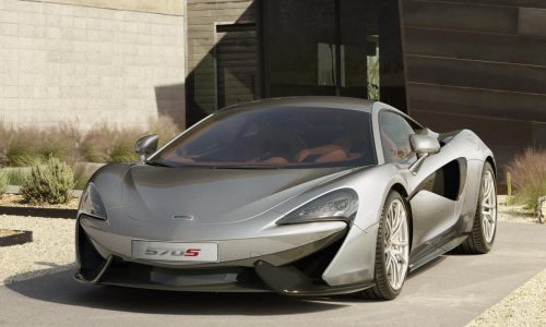 McLaren to remain independent, aims to sell 4000 per year by 2017