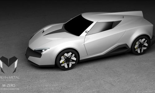Mean Metal Motors M-Zero set to be India's first supercar