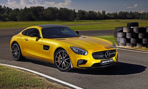 Mercedes-AMG GT S on sale in Australia from $295,000