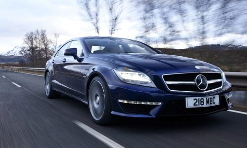 Mercedes-AMG could build bespoke four-door GT – report