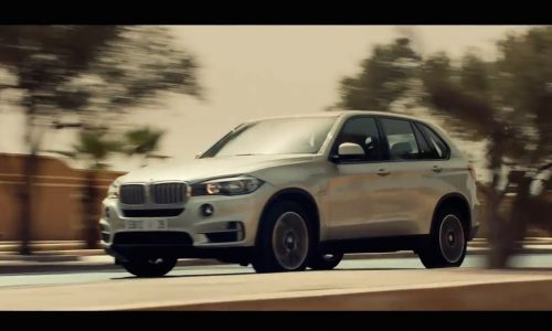 Video: BMW X5 xDrive40e stars in Mission Impossible – Rouge Nation