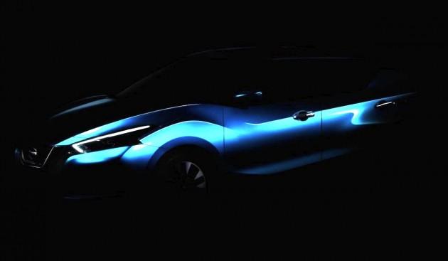 Nissan Lannia production car