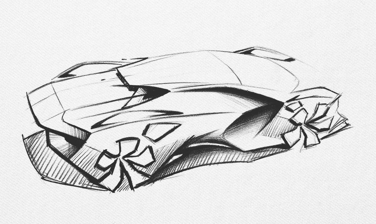 mysterious peugeot supercar concept previewed in more