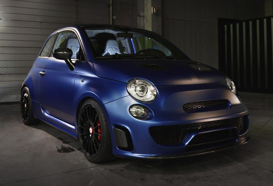 Pogea Racing Develops Insane Abarth 500 Tuning Kit