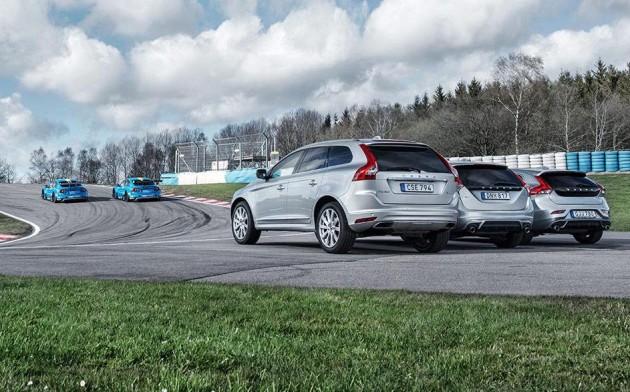 Polestar performance Volvo programs