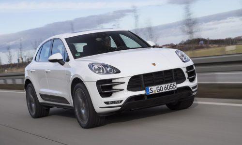 Porsche global sales up 32% for Q1 2015, revenue up 29%