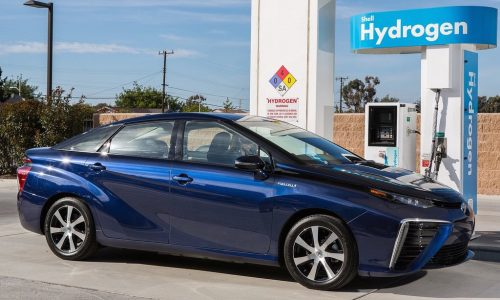 Toyota to sell $4.2b in shares to fund fuel cell development