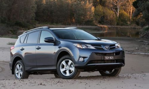 Toyota retains number 1 global sales for Q1, VW close behind