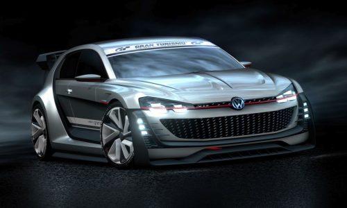 370kW VW GTI Supersport Vision Gran Turismo revealed