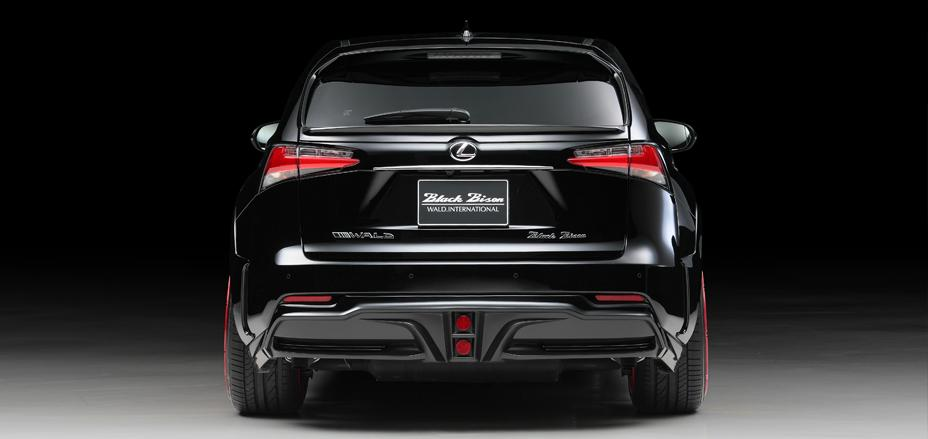 wald international develops sharp cosmetic kit  lexus nx performancedrive