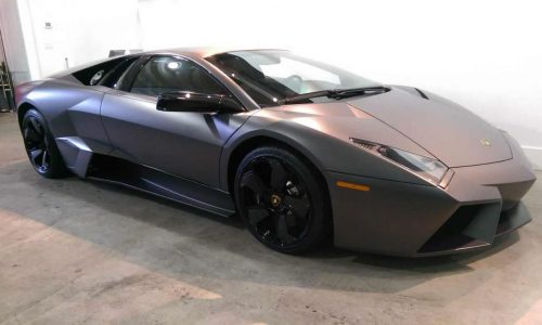 For Sale: 2008 Lamborghini Reventon in Canada