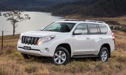 Toyota LandCruiser Prado to get new 2.8TD & six-speed auto
