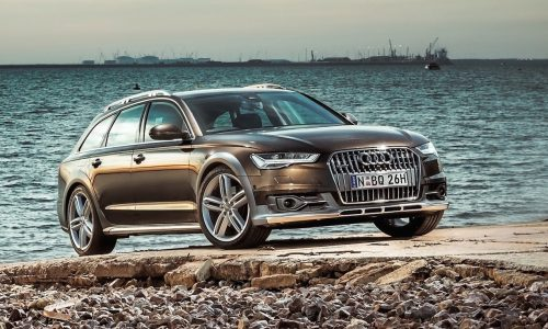 2015 Audi A6 allroad on sale in Australia from $111,900