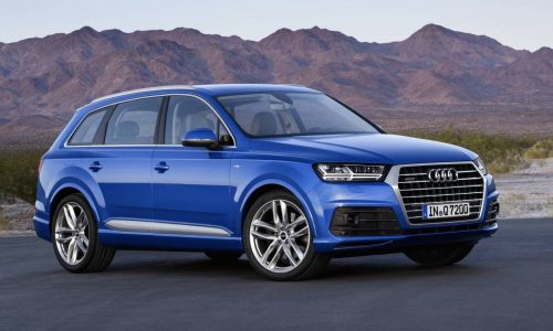 High-performance e-turbo diesel Audi 'SQ7' on the way