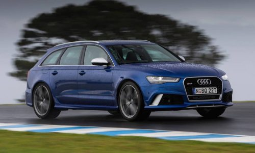 2015 Audi RS 6 & RS 7 on sale in Australia, from $229,500