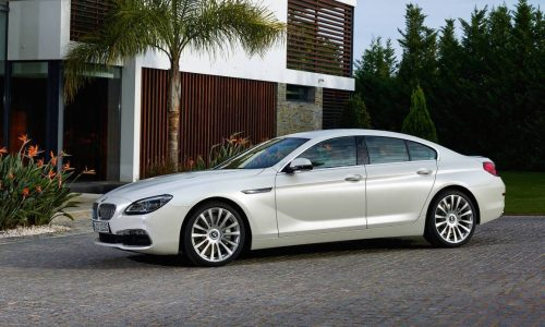 2015 BMW 6 Series LCI on sale in Australia from $177,900