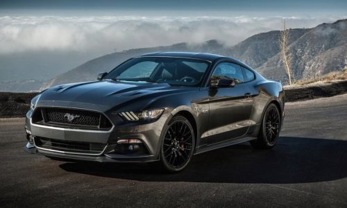 Ford Mustang popular in Australia, over 2000 orders placed