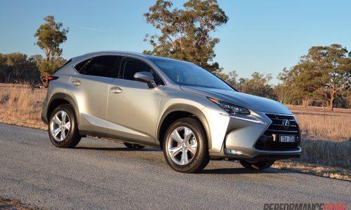 Should you buy a 2015 Lexus NX 200t? (video)