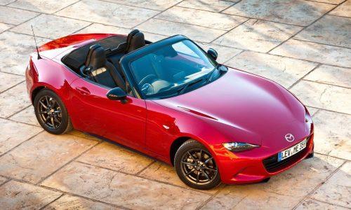 2015 Mazda MX-5 on sale in Australia from $31,990