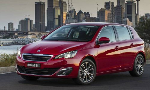 Peugeot 308 now available from $21,990 drive-away