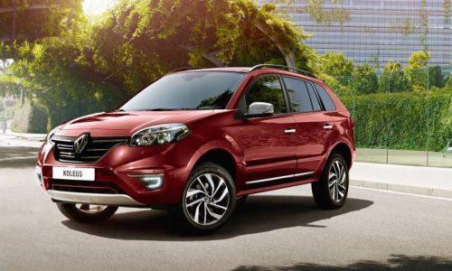 2015 Renault Koleos on sale in Australia from $28,490