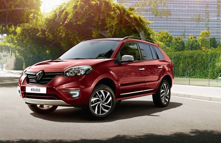 Renault koleos for sale