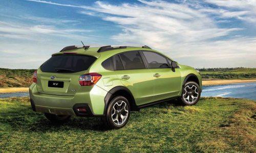 2015 Subaru XV on sale from $26,490, $2000 price drop