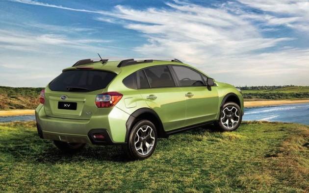 2015 Subaru XV 2.0i-S-rear