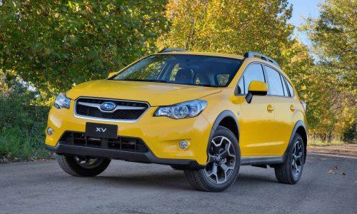 Subaru XV Sunshine Yellow edition announced for Australia