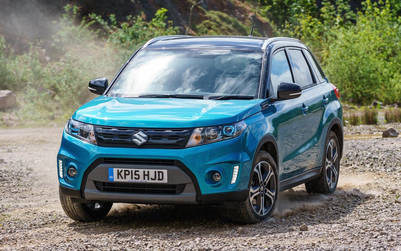 Suzuki Australia Wants Ik 2 Amp Im 4 New Vitara Here In