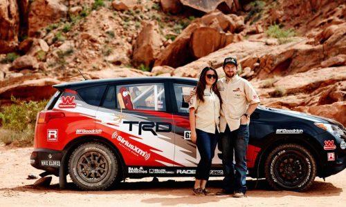 Ryan Millen's Toyota RAV4 Rally America racer revealed