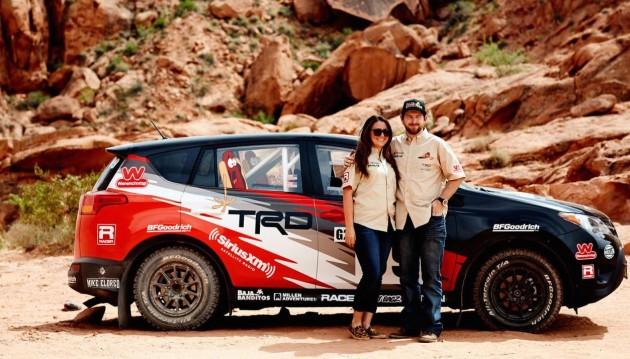 2015 Toyota RAV4 Rally America-Rhys Millen