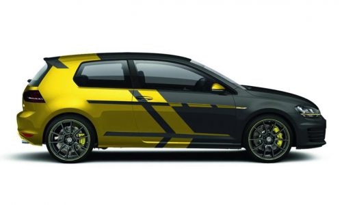 Apprentices create unique VW Golf GTI concept for Worthersee