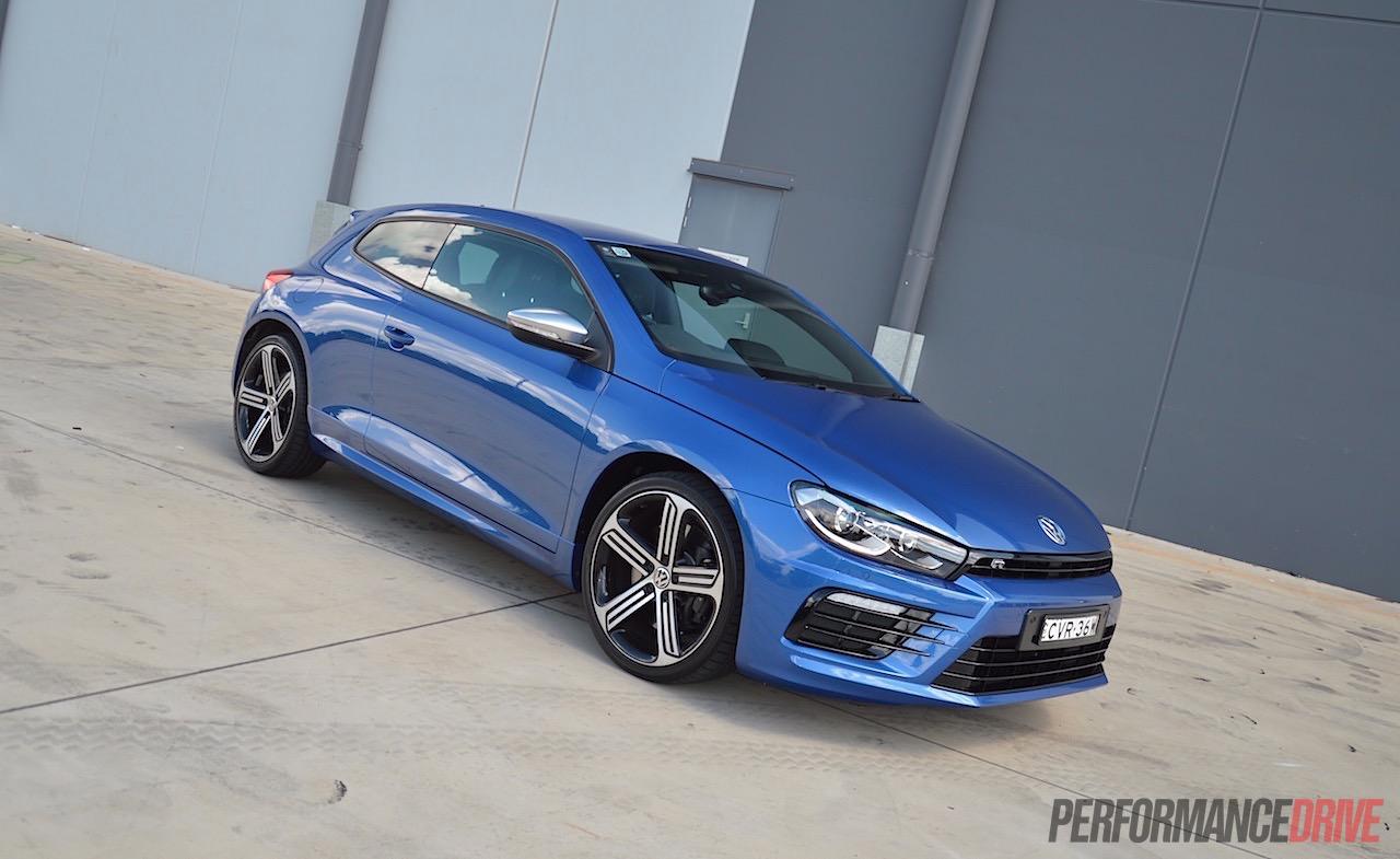 2015 Volkswagen Scirocco R Review Video Performancedrive