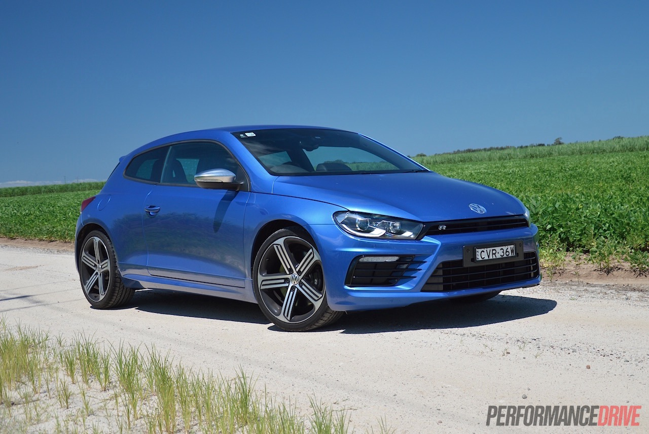 2015 volkswagen scirocco r review video performancedrive. Black Bedroom Furniture Sets. Home Design Ideas