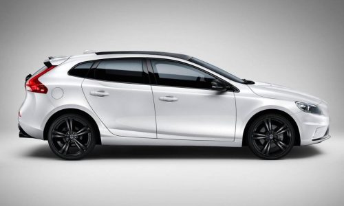 Volvo V40 Carbon edition announced with Polestar tuning