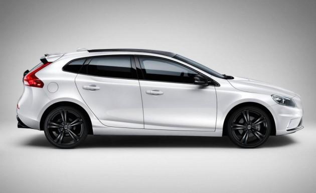 2015 Volvo V40 Carbon edition