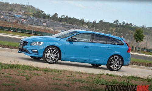 Video: PDriveTV's 2015 Volvo V60 Polestar POV review
